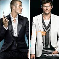 10 quý ông mặc vest đẹp nhất thế giới