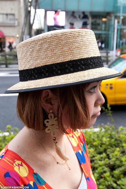 Teen Nhật chuộng mũ vành cứng - 3