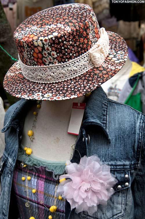 Teen Nhật chuộng mũ vành cứng - 16