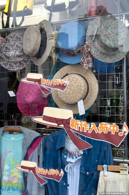 Teen Nhật chuộng mũ vành cứng - 18