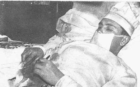Mẹ tự mổ bụng sinh con, bác sĩ tự cắt ruột thừa - 4