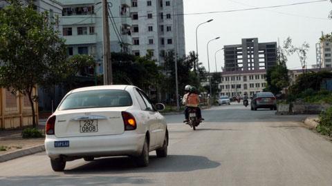 Xem bãi tập ô tô 'hoành tráng' nhất Hà thành - 8
