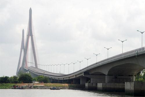Hôm nay: Thông xe cầu Cần Thơ - 1