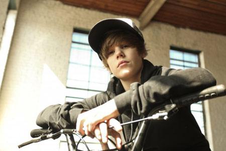 Hoàng tử âm nhạc Justin Bieber - 2