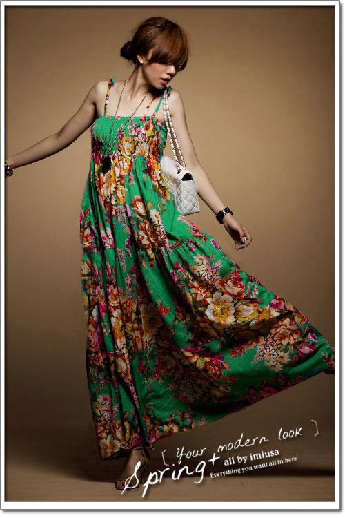 Chọn váy Maxi phù hợp từng vóc dáng - 8