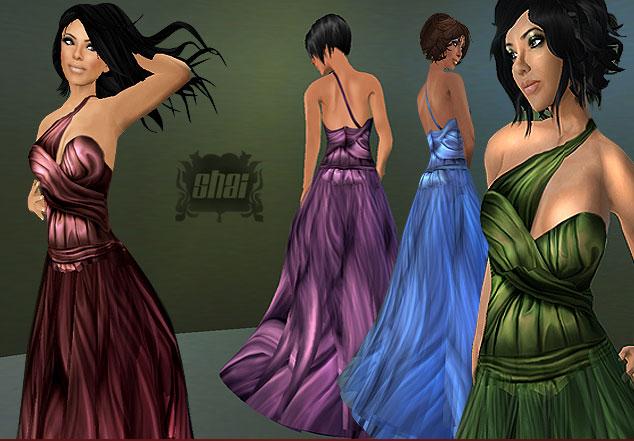 Chọn váy Maxi phù hợp từng vóc dáng - 2