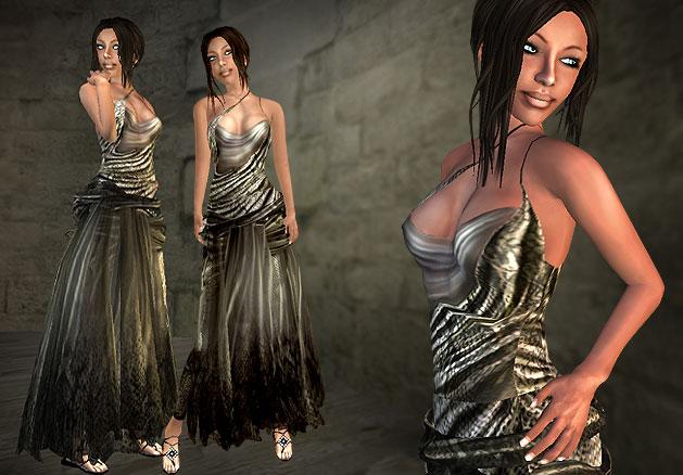 Chọn váy Maxi phù hợp từng vóc dáng - 4