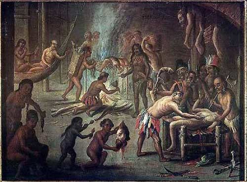 Bí ẩn hai bộ tộc… ăn thịt người - 1