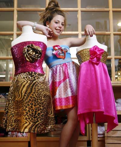 Nhà thiết kế thời trang 10 tuổi - 2