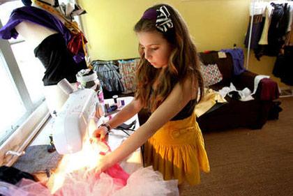 Nhà thiết kế thời trang 10 tuổi - 3