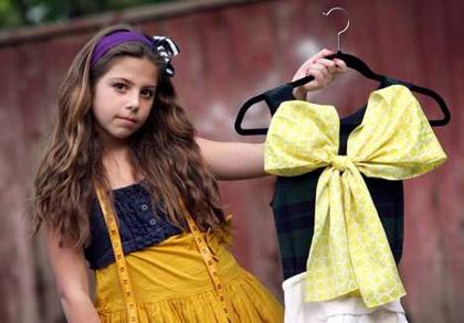 Nhà thiết kế thời trang 10 tuổi - 1