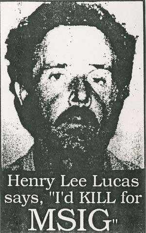 Gã đao phủ Henry Lee Lucas (Kỳ 4), An ninh - Hình sự, gã đao phủ, Henry Lee Lucas, án mạng, kỳ án, sát nhân