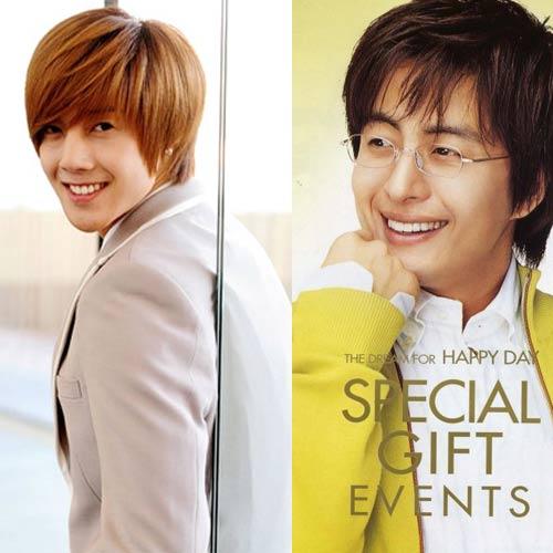 Bae Yong Joon và bản sao Kim Hyun Joong - 1