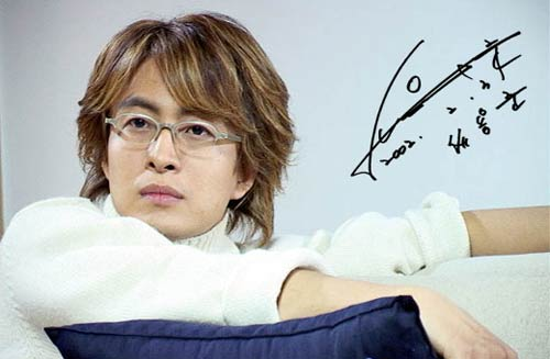 Bae Yong Joon và bản sao Kim Hyun Joong - 11