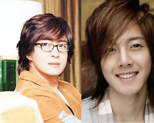 Bae Yong Joon và bản sao Kim Hyun Joong - 2