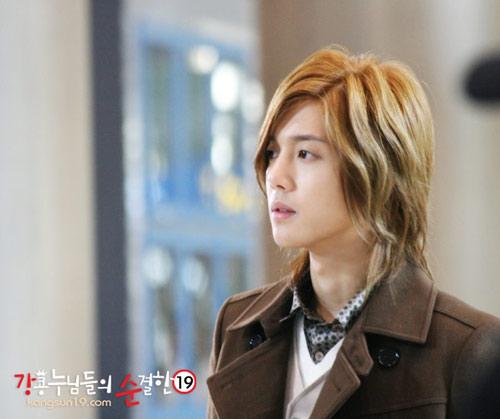 Bae Yong Joon và bản sao Kim Hyun Joong - 13