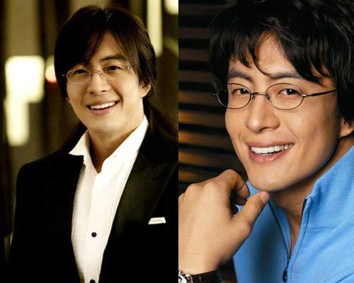 Bae Yong Joon và bản sao Kim Hyun Joong - 12