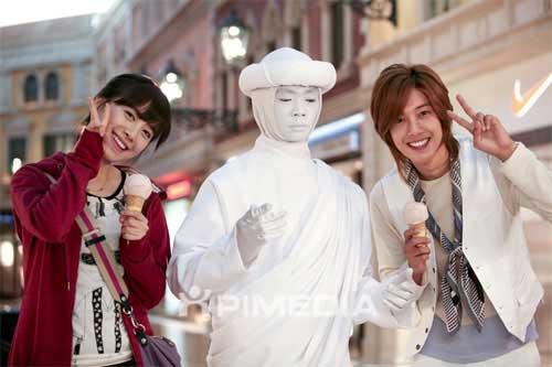 Bae Yong Joon và bản sao Kim Hyun Joong - 8