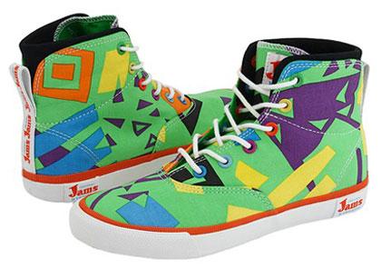 Shopping với tông màu neon - 4
