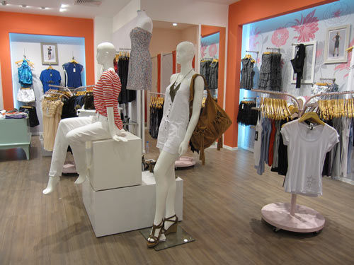 NafNaf Paris - Thế giới thời trang muôn màu - 3