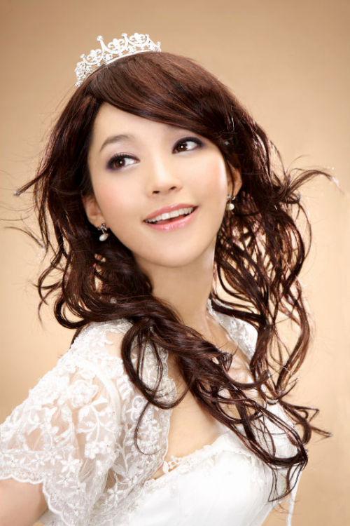 Điệu đà mái tóc cô dâu - 3