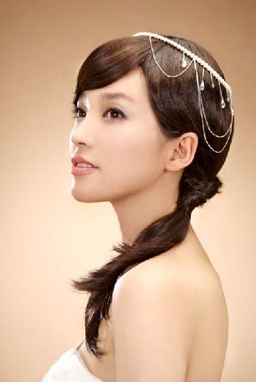 Điệu đà mái tóc cô dâu - 4