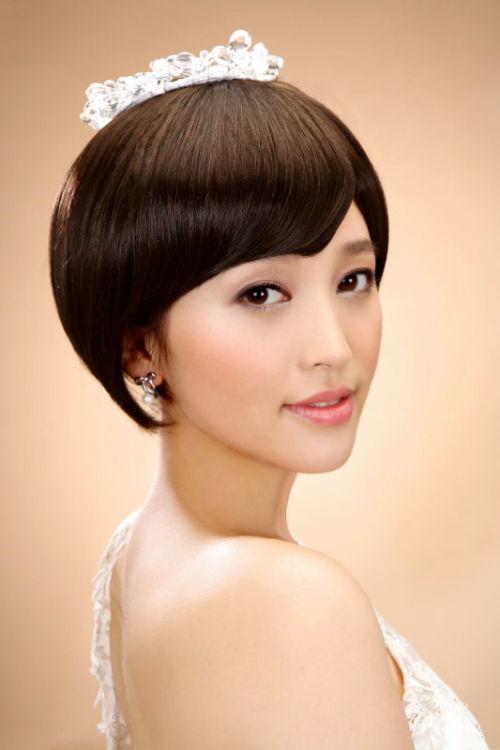 Điệu đà mái tóc cô dâu - 7