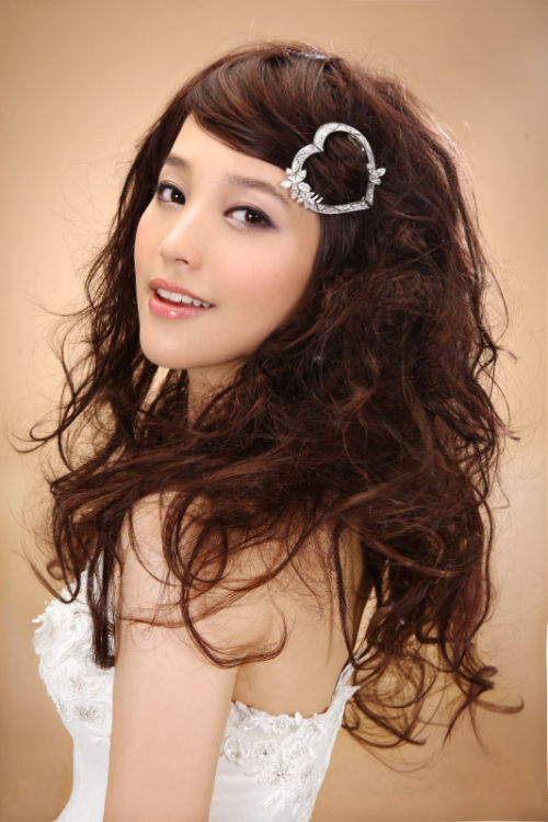 Điệu đà mái tóc cô dâu - 5