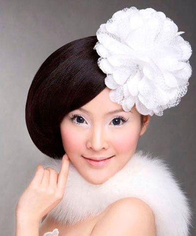 Điệu đà mái tóc cô dâu - 6