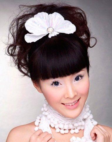 Điệu đà mái tóc cô dâu - 11