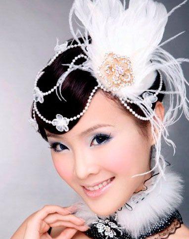 Điệu đà mái tóc cô dâu - 9