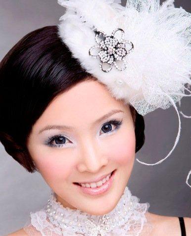Điệu đà mái tóc cô dâu - 12