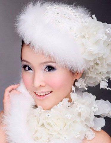 Điệu đà mái tóc cô dâu - 15