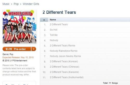Wonder Girls trình làng album mới - 7