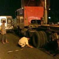 Ám ảnh tai nạn trên xa lộ Hà Nội