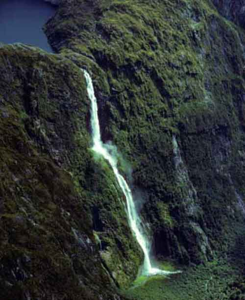 10 thác nước cao nhất thế giới - 1