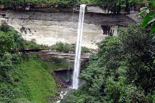10 thác nước cao nhất thế giới - 6