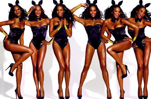 Vì sao Naomi Campbell vẫn nuột ở tuổi 40? - 5