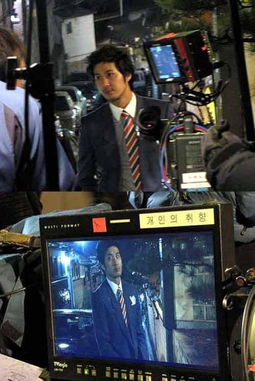 Hậu trường phim Hàn nóng từng giờ - 10