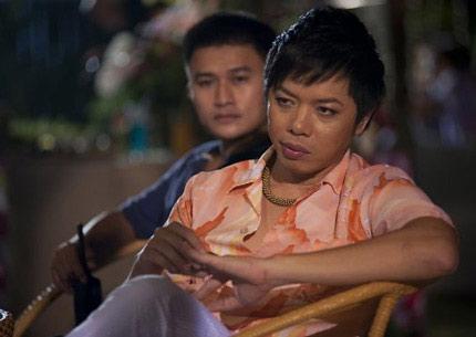 """Sao nam Việt với """" nghi án"""" đồng tính - 6"""