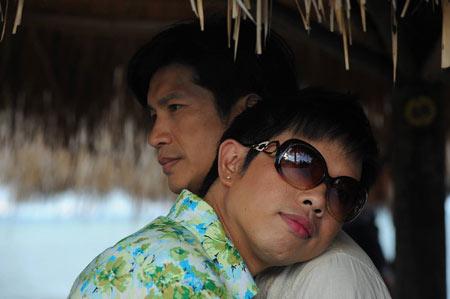 """Sao nam Việt với """" nghi án"""" đồng tính - 3"""