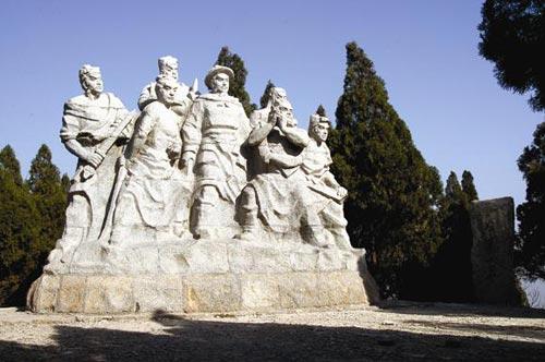 Đến thăm 108 vị anh hùng Lương Sơn Bạc - 5