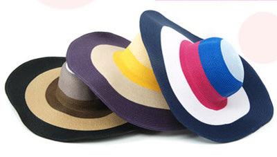 Tư vấn: Kết hợp mũ rộng vành khi đi biển - 2