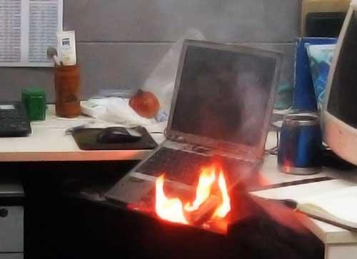 9 cách hay bảo quản laptop - 3