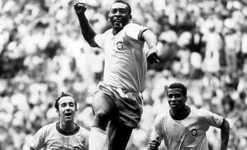 """""""Vua bóng đá"""" Pele: Huyền thoại bất tử (Những số 10 xuất sắc nhất làng túc cầu - P1) - 2"""