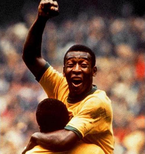 """""""Vua bóng đá"""" Pele: Huyền thoại bất tử (Những số 10 xuất sắc nhất làng túc cầu - P1) - 4"""