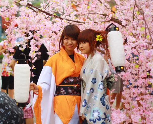 Những hình ảnh ấn tượng ở lễ hội Satsuki - 10