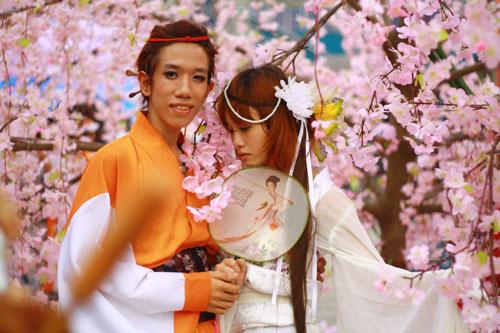 Những hình ảnh ấn tượng ở lễ hội Satsuki - 9
