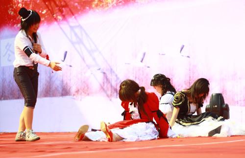 Những hình ảnh ấn tượng ở lễ hội Satsuki - 1