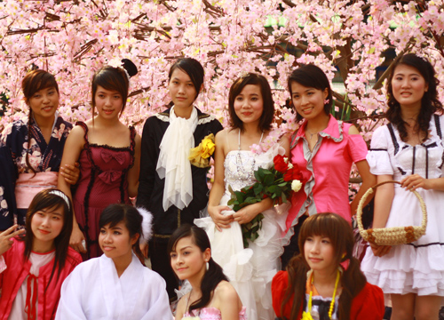 Những hình ảnh ấn tượng ở lễ hội Satsuki - 13